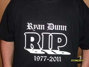 RIP Ryan Dunn Jackass Star
