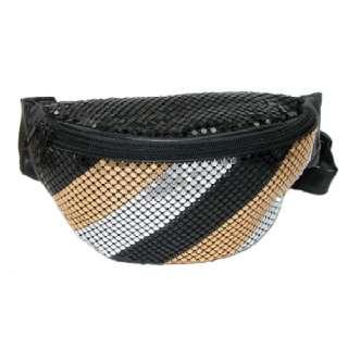 Sequin Fanny Pack   Multi Stripe 847164026435