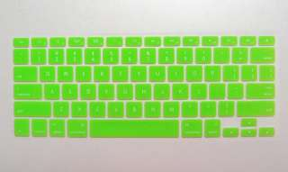 4in1 for new Macbook Pro 15 Green Rubberized Hard Case keyboard Screen