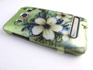 HAWAIIAN FLOWER Phone Cover Hard Case Sprint HTC EVO 4G