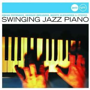 Swinging Jazz Piano (Jazz Club) Various  Musik