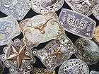 Timeless Treasures Western Cowboy Belt Buckle Fabric Ya