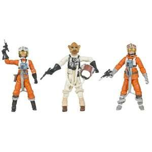 Hasbro 87602   Star Wars, Clone Wars Evolution Pack Rebell Pilot
