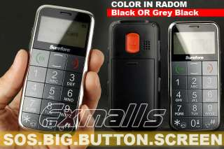 S180 Unlocked Large Key SOS Big Button/FONT Mobile Phone Elderly