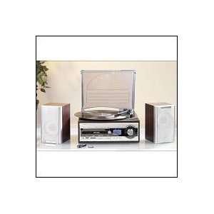 Mini HiFi Anlage Q Sonic + Gratis CD !: .de: Elektronik