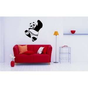 Kung Fu Panda Wall MURAL Vinyl Sticker Kids ROOM S. 515