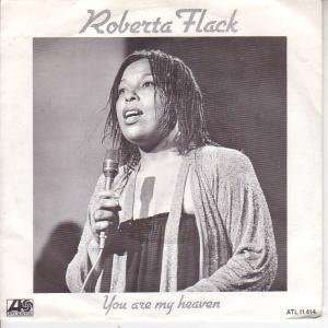 MY HEAVEN 7 INCH (7 VINYL 45) US ATLANTIC 1979: ROBERTA FLACK: Music