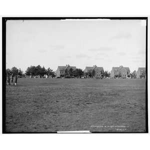 U.S. Army barracks,Plattsburgh,N.Y.