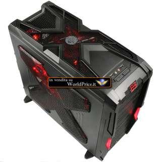 CASE AEROCOOL STRIKE X BLACK CABINET PC NERO VENTILATO