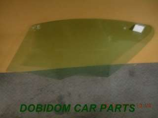 CITROEN PICASSO N/S FRONT DOOR WINDOW GLASS03 (01908T)