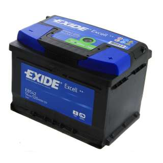 Exide Excell Car Battery Type 065 (3 Year Guarantee)
