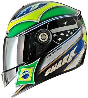 CASCO HELMET INTEGRALE CASQUE SHARK RSI BRAZIL NEW