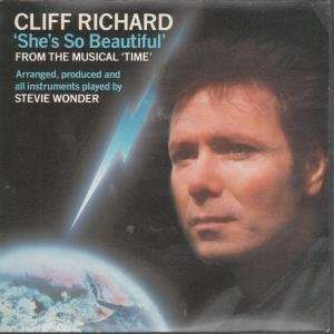 SO BEAUTIFUL 7 INCH (7 VINYL 45) UK EMI 1985: CLIFF RICHARD: Music