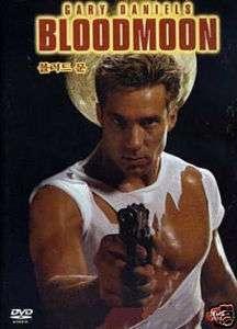 BLOODMOON DVD Gary Daniels Chuck Jeffreys Martial Arts
