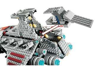 LEGO Star Wars 8039 Venator Republic Attack Cruiser