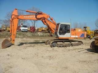 Escavatore fiat hitachi 200 a Cervia    Annunci