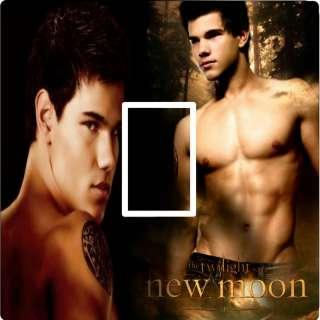 NEW TWILIGHT NEW MOON JACOB LIGHT SWITCH COVER,STICKER