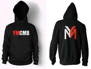 YMCMB Hoodie Lil Wayne Drake Minaj Weezy Dope Mac Miller Sweater T