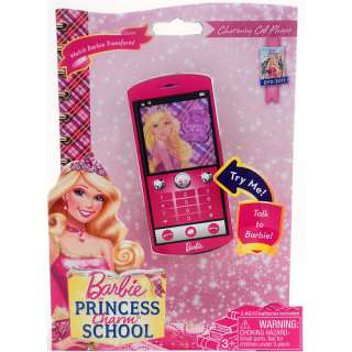 Barbie Princess Charm School Cell Phone   Creative Designs   Pretend