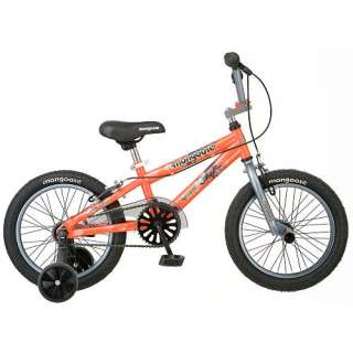 Mongoose 16 inch Bike   Boys   Trickster   Pacific Cycle   Gifts