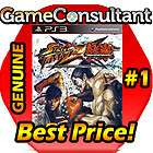 STREET FIGHTER X TEKKEN PS3 BRAND NEW SEALED OFFICIAL V