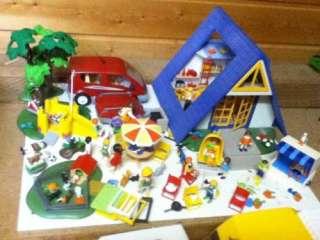 Playmobil 3230 ferienhaus maison casa holiday - Playmobil 3230 casa de vacaciones ...