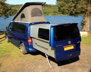12 Volkswagen Transporter DoubleBack Day Van Camper Motor Home