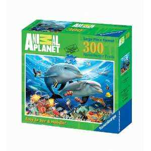 Animal Planet Underwater 300 Piece Large Format Puzzle