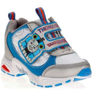 Thomas the Train Toddler Boys Velcro Sneakers ?