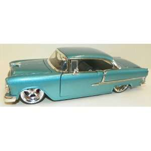 Jada Toys 1/24 Scale Diecast Big Time Kustoms 1955 Chevy