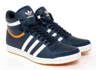 ADIDAS Top Ten Hi Sleek Blu Sneakers   g16710   Clicca limmagine per