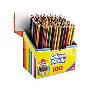 RoseArt® RAI 1055WA4 COLORED PENCILS, PULLNPOP DISPLAY