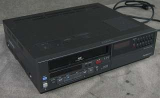Panasonic AG 2200 VHS Recorder VCR Video Cassette