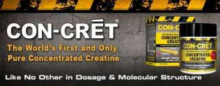 PROMERA HEALTH CON CRET 48 SERVES CREATINE HCI PRE POST WORKOUT