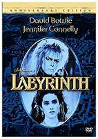 Labyrinth (1986)   DVD in Movies: Science Fiction/Fantasy  JR