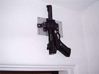 Gun Safe Hidden Holster for Glock 1911 Sig S&W Springfield Case and