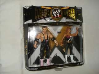 WWE CLASSIC SUPERSTARS 2 pack JIM THE ANVIL & NATALYA