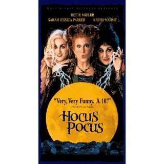 Hocus Pocus [VHS]: Bette Midler, Sarah Jessica Parker