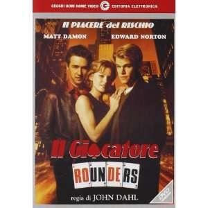 Rounders   Il Giocatore: Edward Norton, Famke Janssen