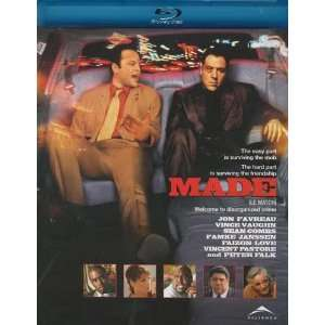 Made (Blu ray): Faizon Love, Famke Janssen, Jon Favreau