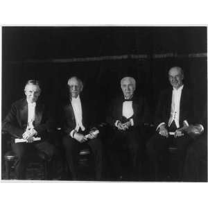 Billion Dollar Banquet,Harvey Firestone,Julius Rosenwald