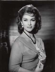 Actress Linda Christian Original Photo Vintage