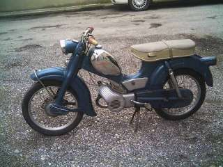 vends moto zundapp, 50 cc, super combinette, 3 vitesses