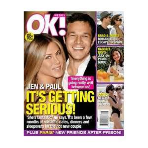 2007 Issue (Josh Duhamel, Chris Evans, Paris Hilton) OK Weekly Books