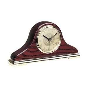 Boston University   Napoleon II Mantle Clock: Sports