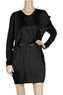 Clemens en August Belted silk blend dress   75% Off Now at THE OUTNET