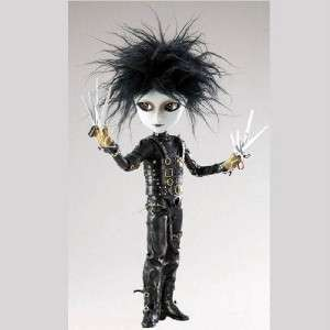 Scissorhands Taeyang NRFB Doll SOLD OUT Tim Burton Jun Planning