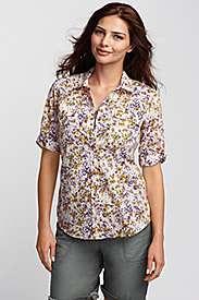 Womens Long Sleeve Shirts, Blouses & 3/4 Sleeve Tops  Eddie Bauer