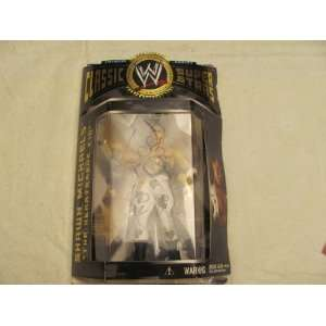SIGNED WWE CLASSIC COLLECTOR SERIES HBK SHAWN MICHAELS ACTION FIGURE
