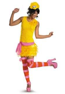 TV / Movie Costumes Sesame Street Costumes Sexy Big Bird Costume